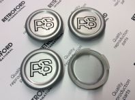 New quality reproduction RS 4 Spoke centre caps
